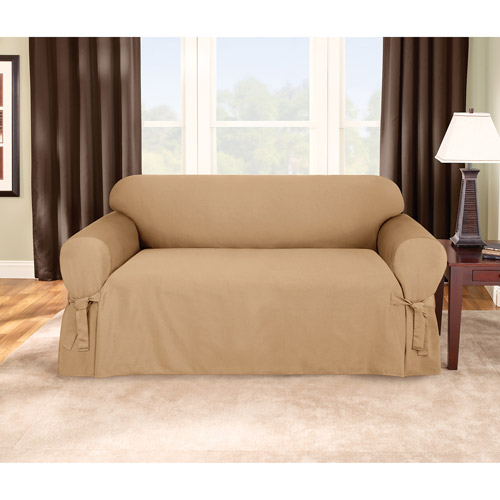 sure fit logan sofa slipcover highly sprung best bed in the world loveseat walmart com