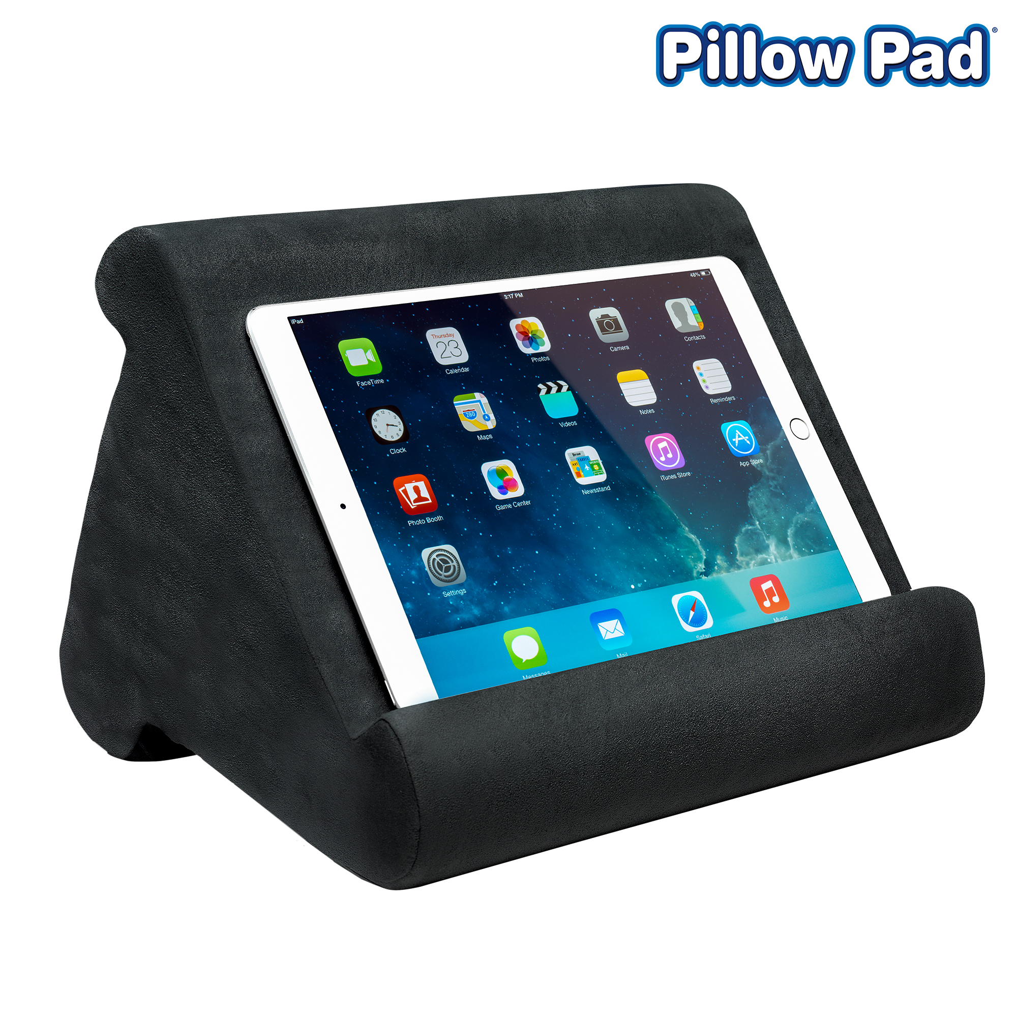 pillow pad multi angle cushioned tablet