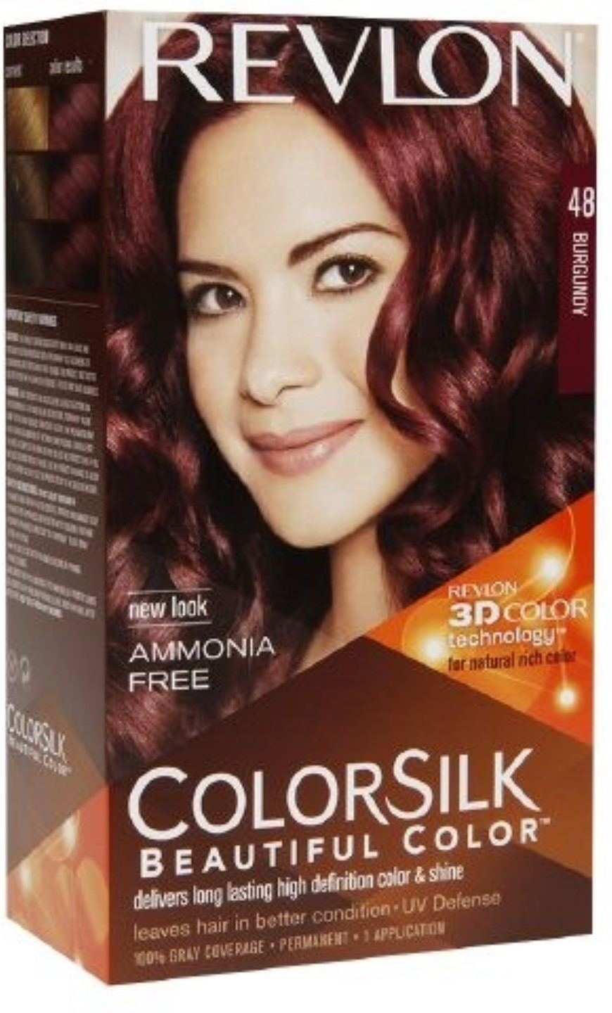 revlon colorsilk hair color 48