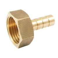 "Fuel Air Hose 8.2mm Barb 1/2"" Female Threaded Brass ..."