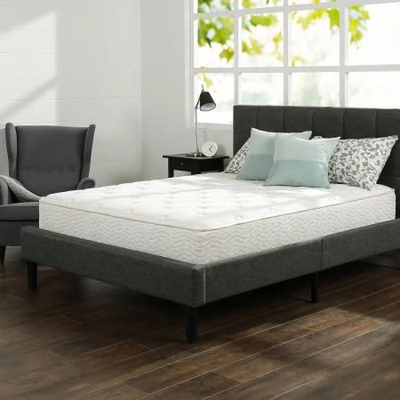 Slumber 1 10 Comfort Spring Mattress Multiple Sizes