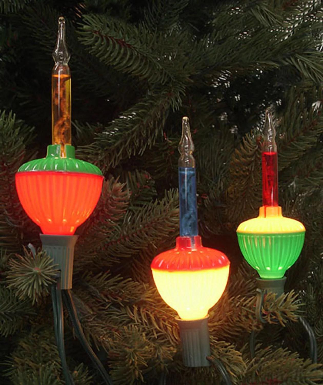 Set Of 50 Clear Mini Christmas Lights
