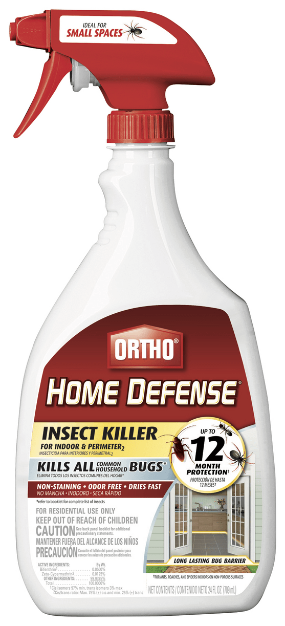 Ortho Home Defense Label : ortho, defense, label, Ortho, Defense, Insect, Killer, Indoor, Perimeter, Ready-To-Use, Walmart.com