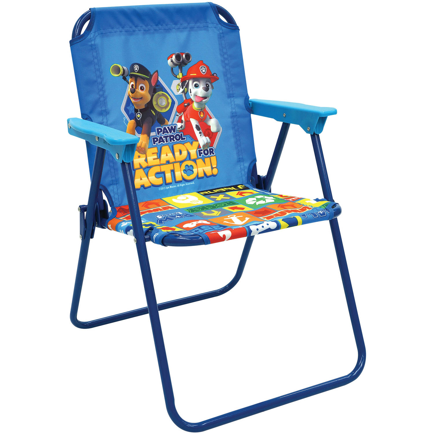 walmart fold out chair swivel office warehouse paw patrol n' go - walmart.com