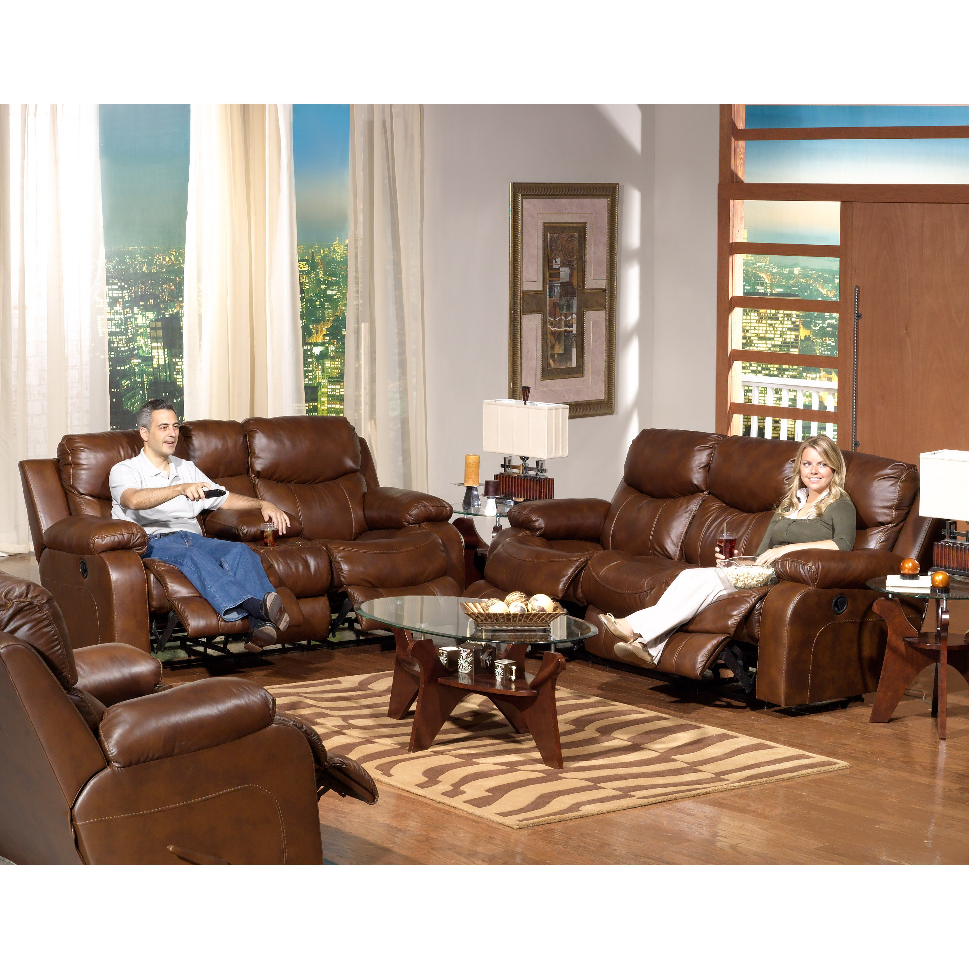 catnapper sofas and loveseats transforming sofa bunk bed dallas leather reclining set tobacco manual loveseat recliner