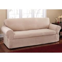 Durham One Piece Sofa Slipcover Beds Seattle Mainstays Conrad 2 Ebay