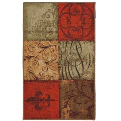 Kitchen Rugs Built In Cabinets Mainstays Cushioned Mat Multiple Sizes Walmart Com