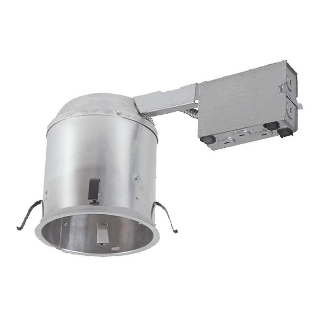 6 in recessed lighting led t24 remodel ic air tite housing