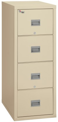 Turtle Fireproof File Cabinet, 4 Drawers, Letter/Legal ...