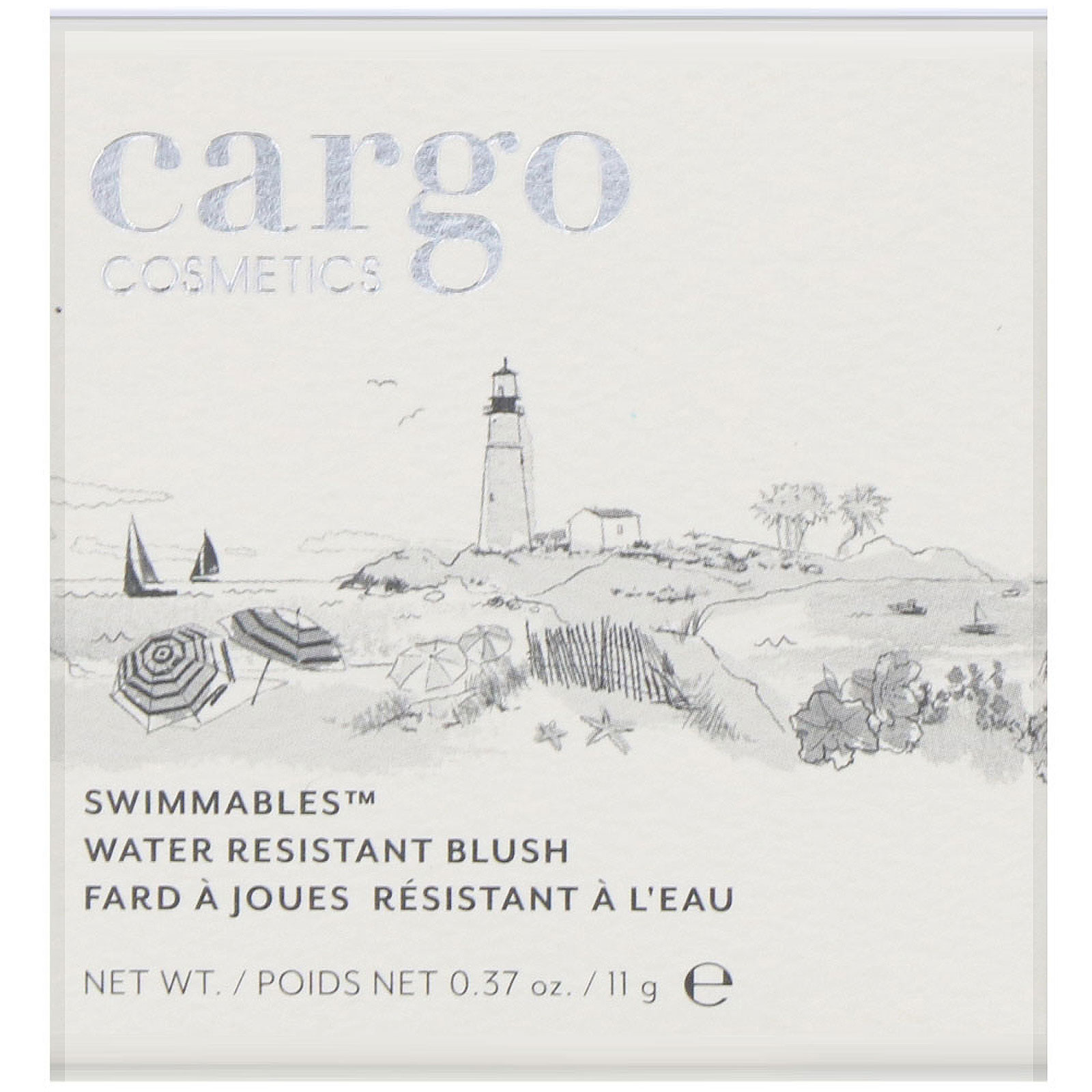 Cargo Cosmetics Cargo Swimmables Water Resistant Blush