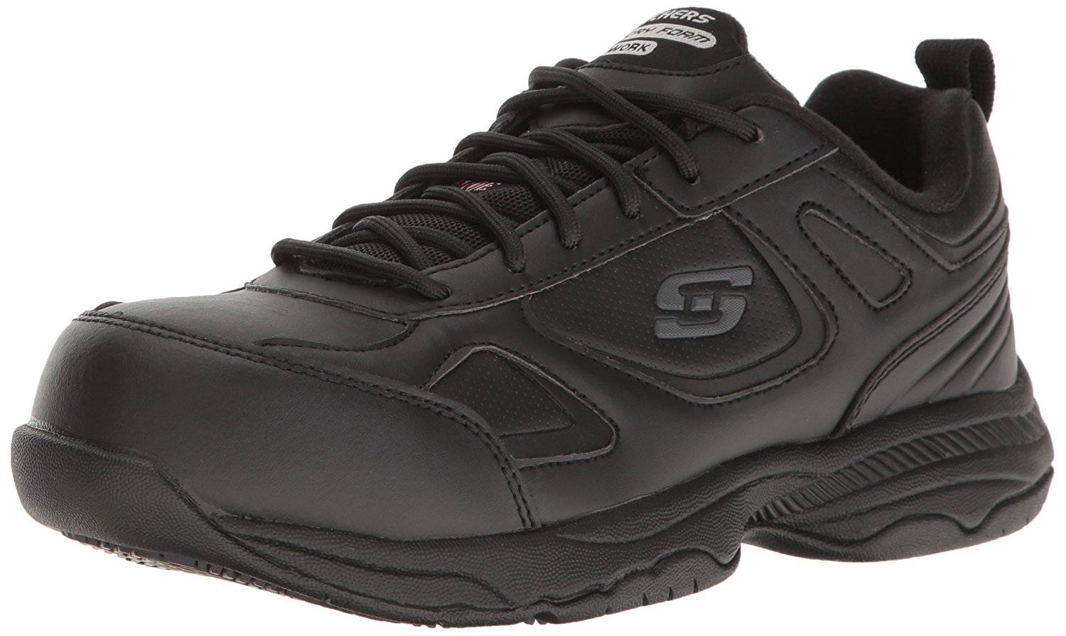 Comfortable Slip Resistant Work Shoes