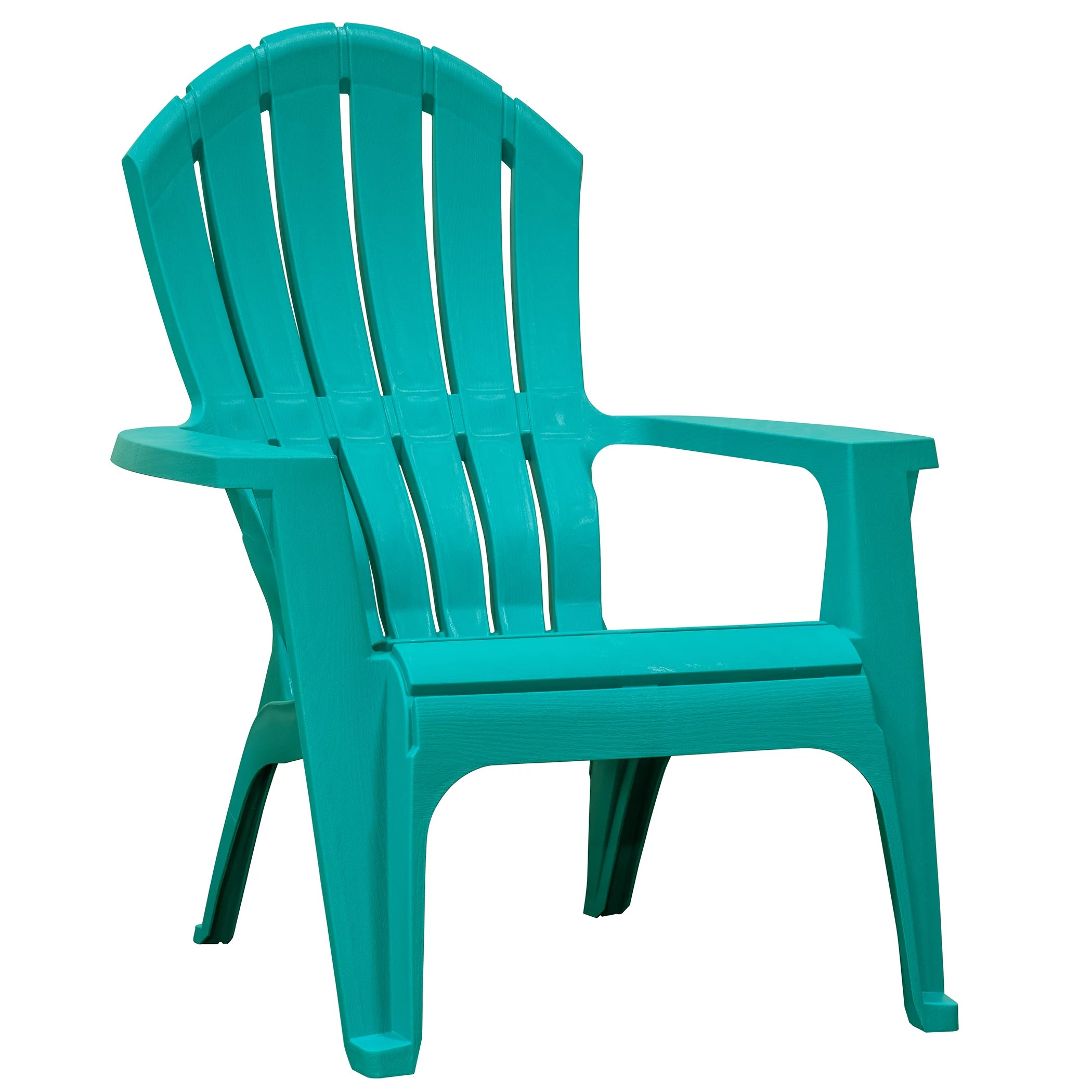 adams manufacturing realcomfort outdoor resin stackable adirondack chair gray