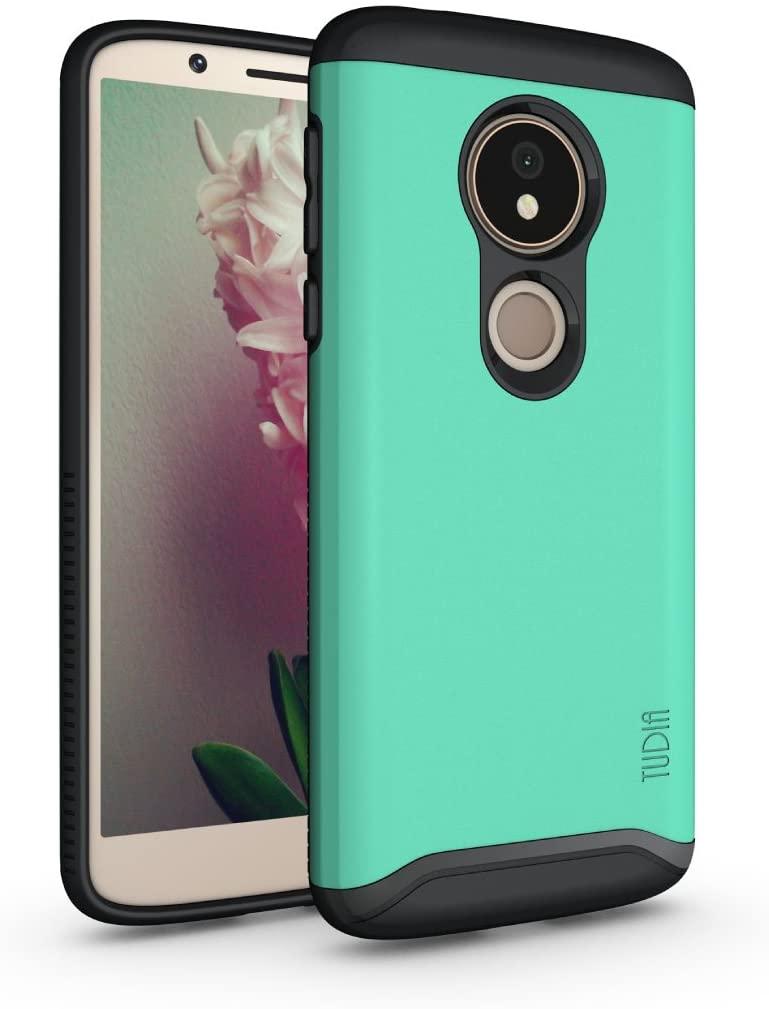 Moto E5 Case Walmart : walmart, TUDIA, Merge,, Layer, Designed, Motorola, Play/Moto, (Mint), Walmart, Canada