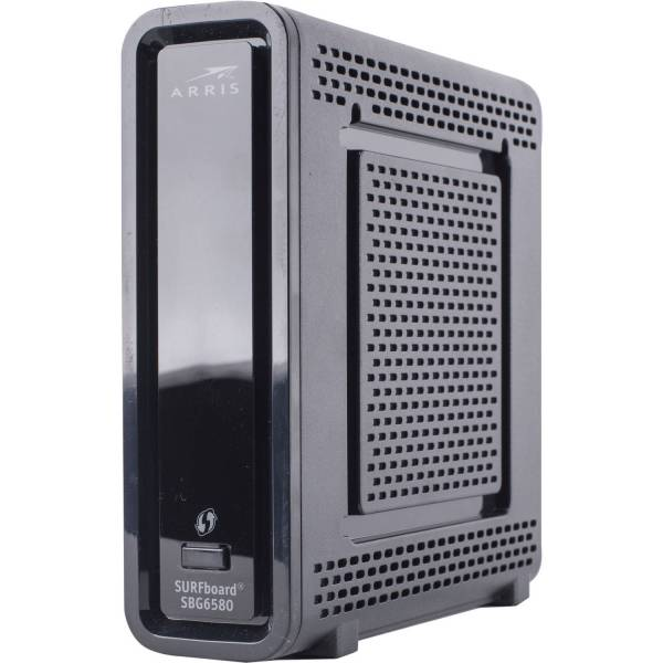 Arris Surfboard Sbg6580 Docsis 3.0 Cable Modem N600 Wi-fi Router 34.95 Fs