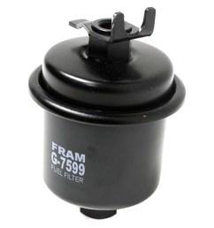 1995 honda prelude fuel filter [ 1000 x 800 Pixel ]
