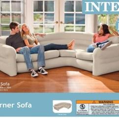 Intex Inflatable Chairs Dog Lounge Australia Corner Couch Walmart Com