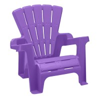 Kids Adirondack Chair Purple   Walmart.com   Walmart.com