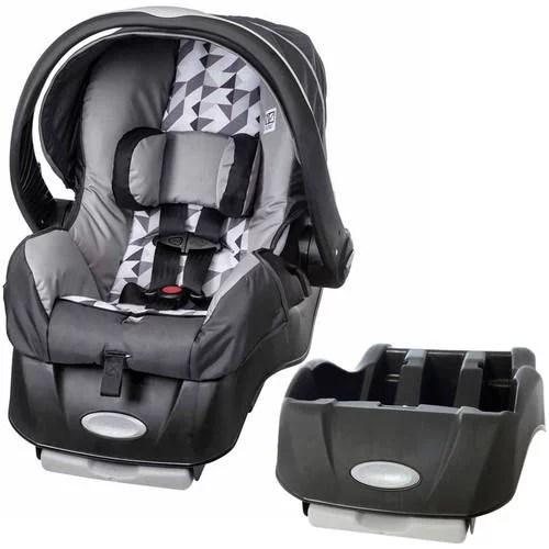 graco high chair seat cover hans wegner papa bear evenflo embrace infant car seat, raleigh, with bonus base