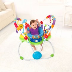 Infant Bouncy Chair Dwr Eames Baby Einstein Musical Activity Jumper Walmart Com