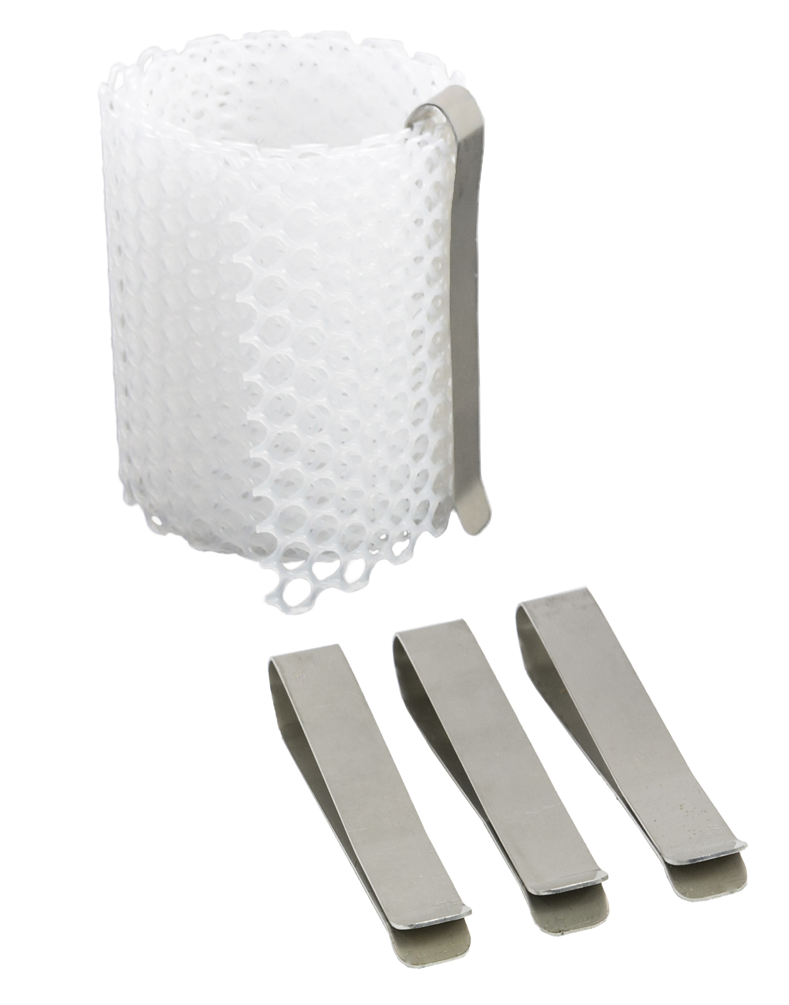 cotton candy mesh clip