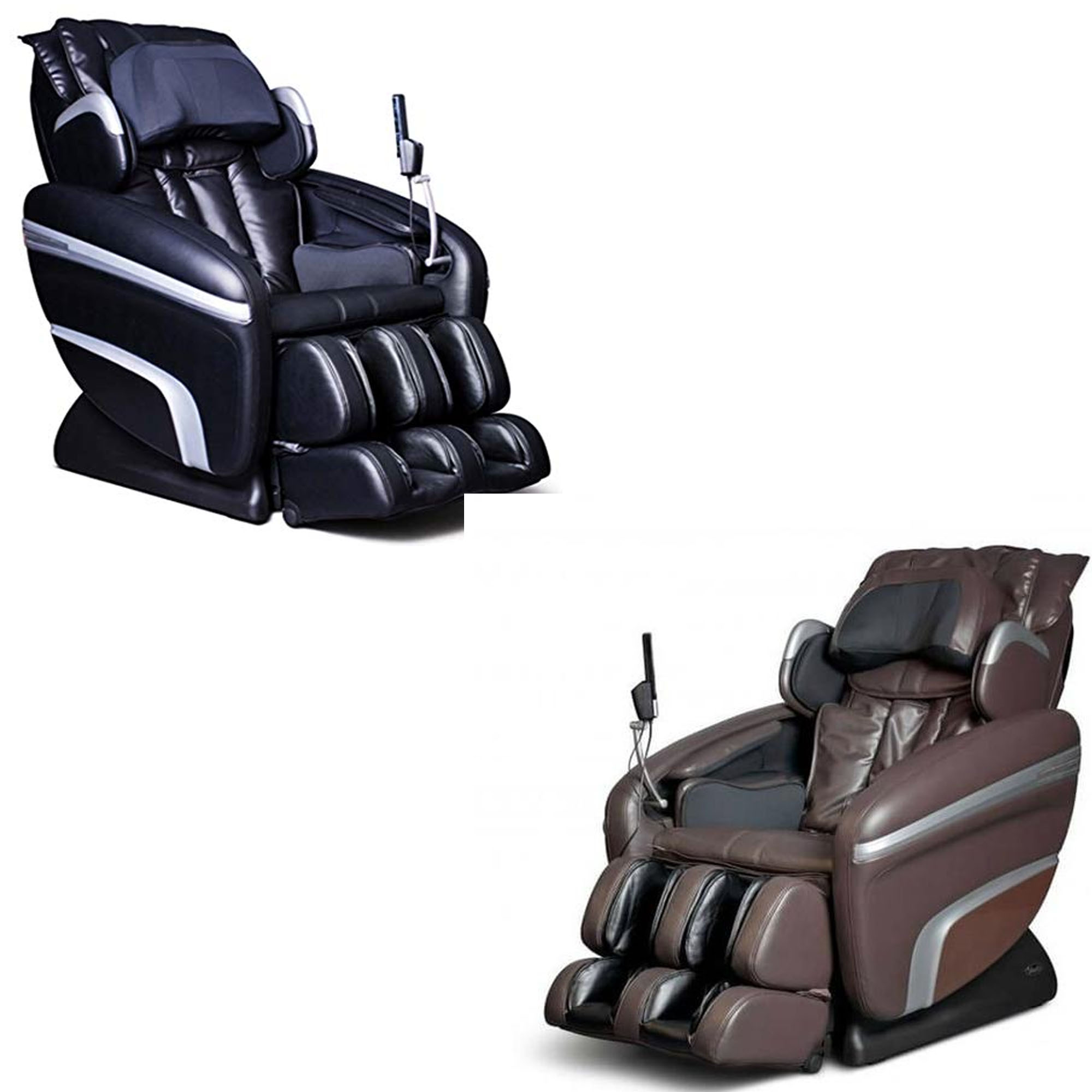 Osaki Massage Chairs Osaki Os 7200h Curve Deluxe Zero Gravity Massage Chair Available In Black Brown