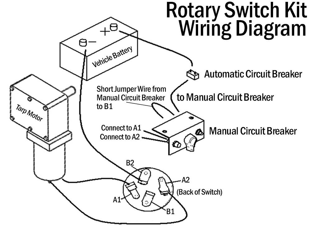 Electric Tarp Motor Wiring Diagram