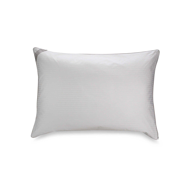 isotonic indulgence standard queen back stomach sleeper pillow