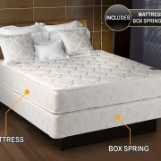 Legacy Twin Xl Size 39 X80 X8 Mattress And Box Spring