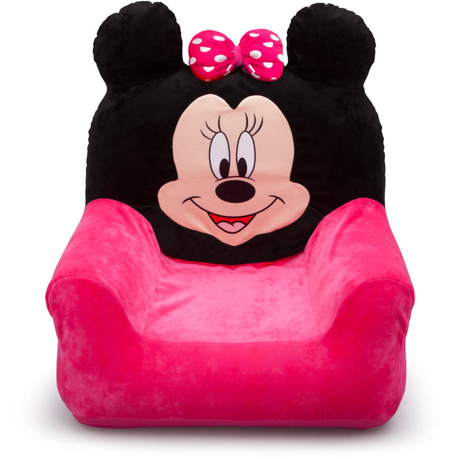 Mickey Mouse Chairs For Toddlers Delta Children Minnie Mouse Club Chair On Popscreen
