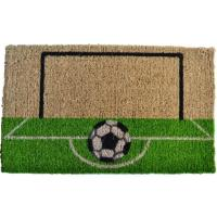 Imports Decor 171SCM Soccer Field Door Mat
