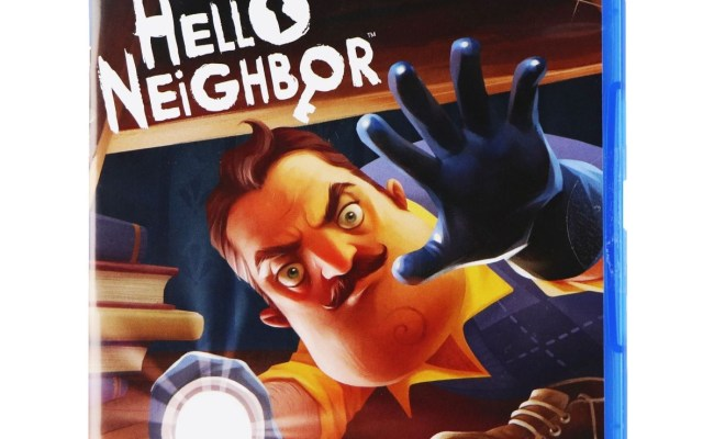 Hello Neighbor Video Game For Sony Playstation 4 Ps4