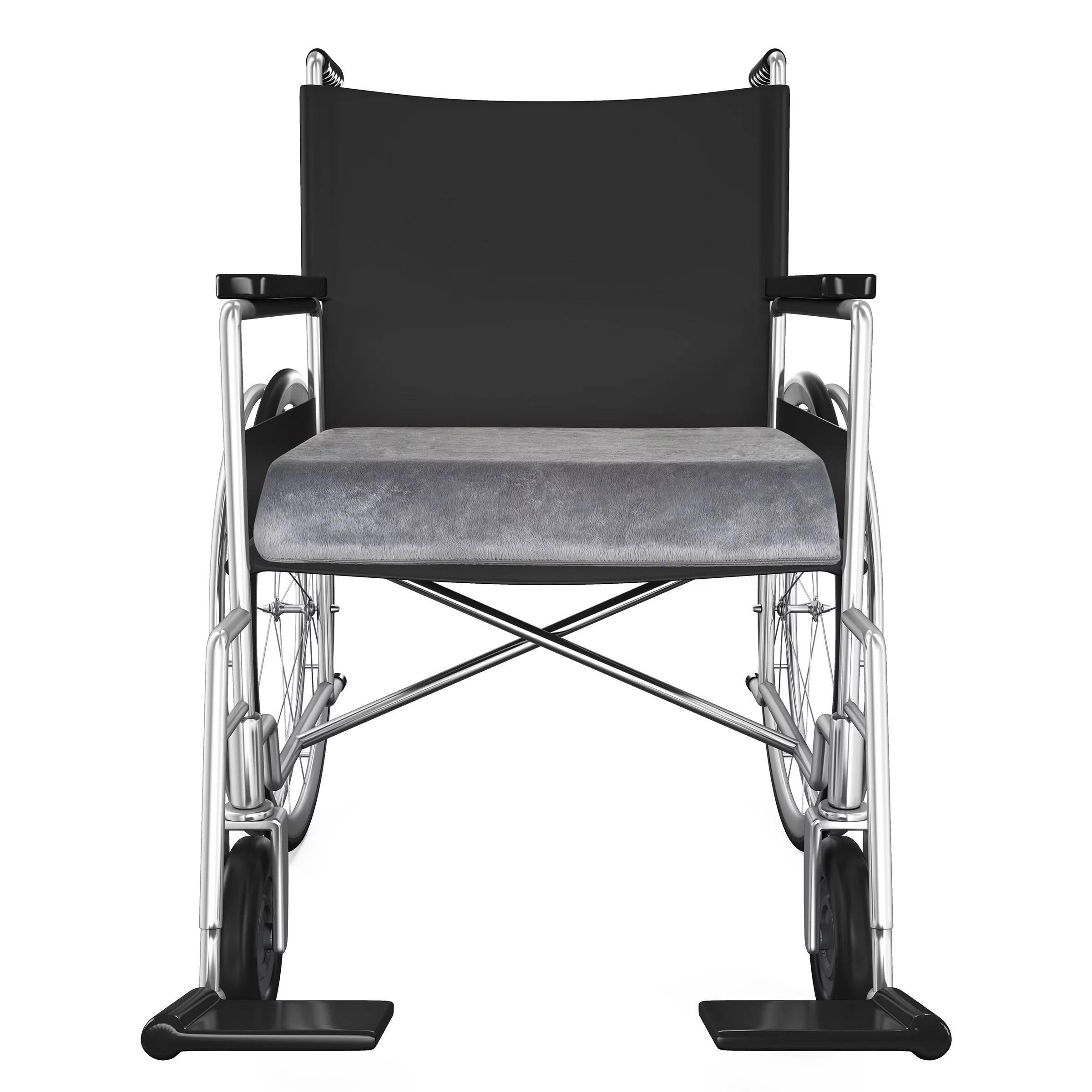 memory foam desk chair cushion stool office furniture seat 3 thick wheelchair car
