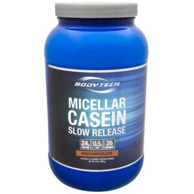 bodytech micellar casein protein