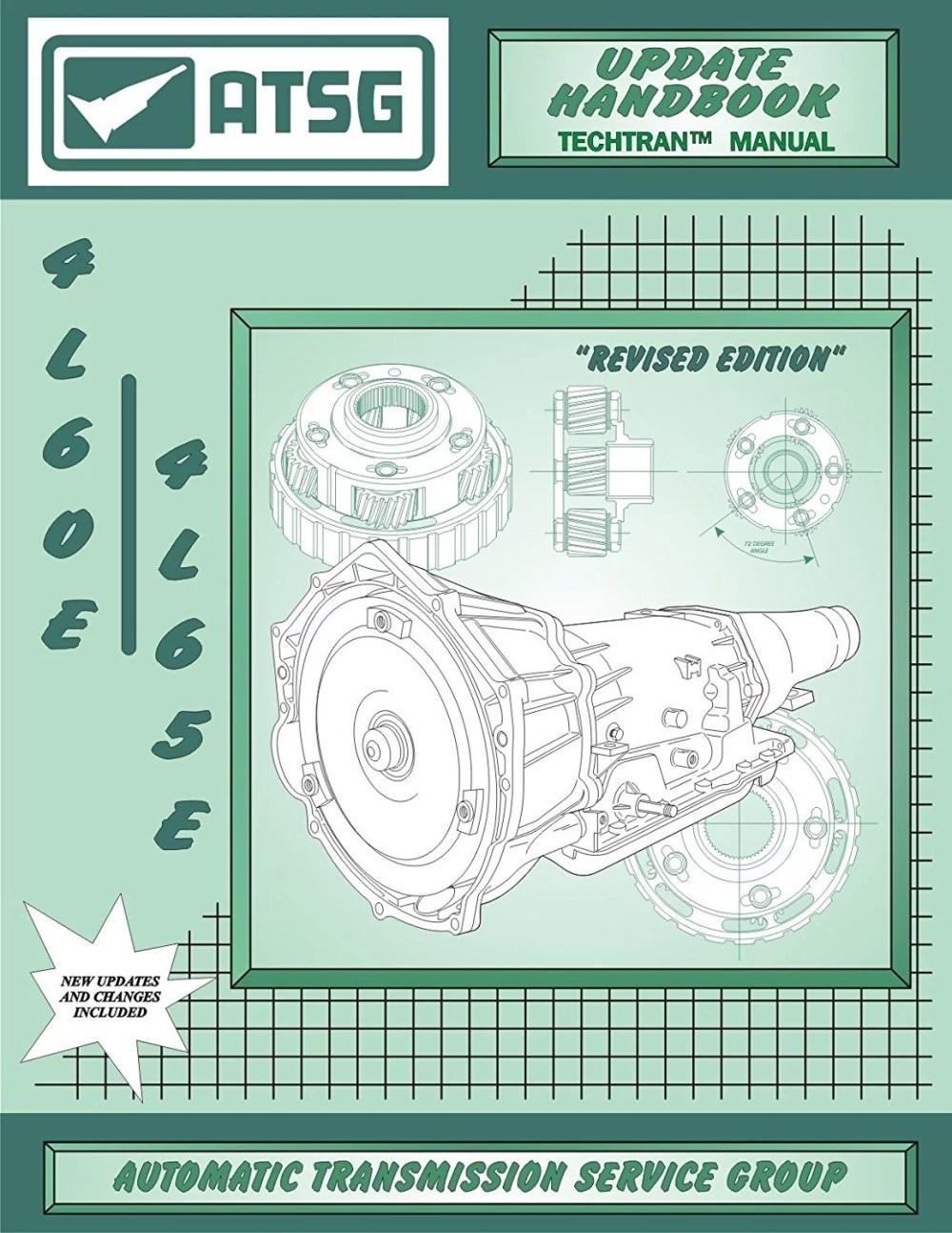 medium resolution of 4l60e 4l65e update handbook gm thm transmission update repair manual 4l60e transmission rebuild kit 4l60e shift kit 4l60e valve body best repair book