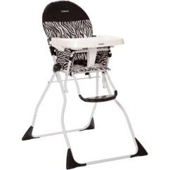 Zebra High Chair Rentals San Antonio Cosco Flat Fold Zahari Walmart Com