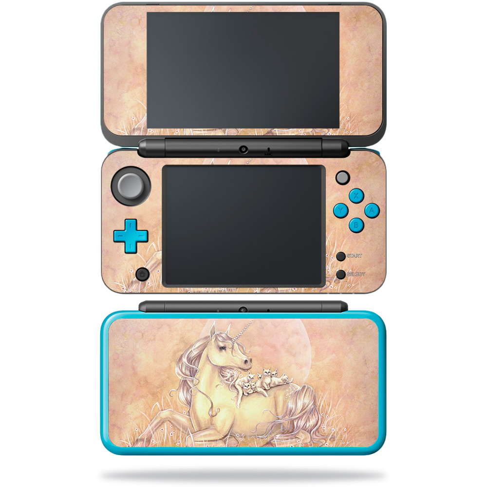 Skin For Nintendo New 2ds Xl Purrfect Friends