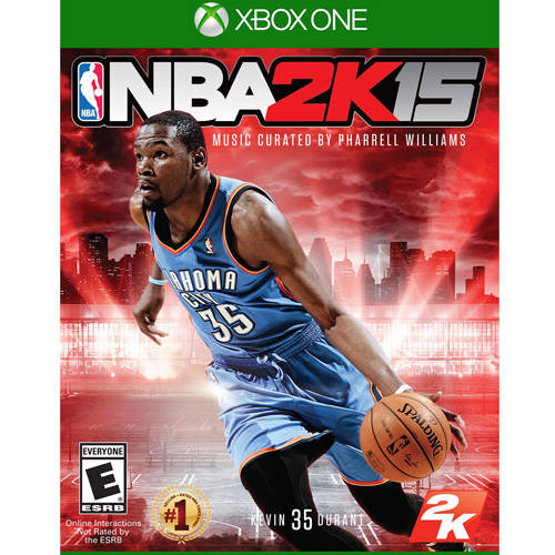Nba 2k15 Xbox One Pre Owned Walmart