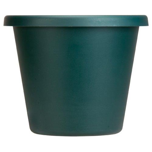 Akro-Mils Lawn & Garden Classic Plastic Pot Planter (Set of 6)