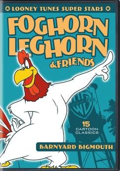 Looney Tunes Super Stars Foghorn Leghorn Friends Dvd Walmart Com Walmart Com