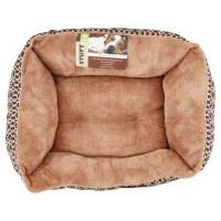 Stuft Urban Lounge Pet Bed, Medium, Brown - Walmart.com