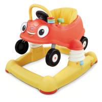 Little Tikes Cozy Coupe 3-in-1 Baby Walker, Bouncer ...
