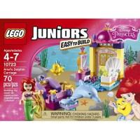 LEGO Juniors Ariel's Dolphin Carriage, 10723 - Walmart.com