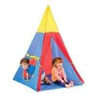 Children's TeePee Play Tent - Walmart.com