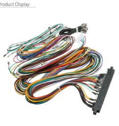 wiring harness cable replacement parts assemble for arcade jamma board machine walmart com [ 1200 x 1200 Pixel ]