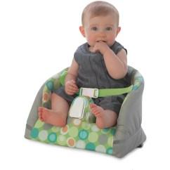 Boppy Baby Chair Green Marbles Ergonomic No Arms Walmart Com