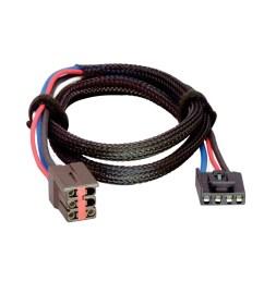 tekonsha 3035 p trailer brake control wiring harness 2 plugs ford walmart com [ 3000 x 3000 Pixel ]