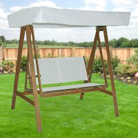 Garden Winds Replacement Canopy Top for Nantucket Swing ...