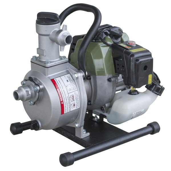 Sportsman Series 1 2-cycle Water Transfer Pump With 3 4 Garden Hose Adapter