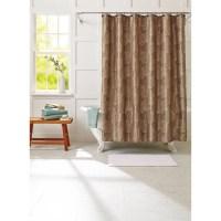 Modern Leaf Shower Curtain, Peridot - Walmart.com
