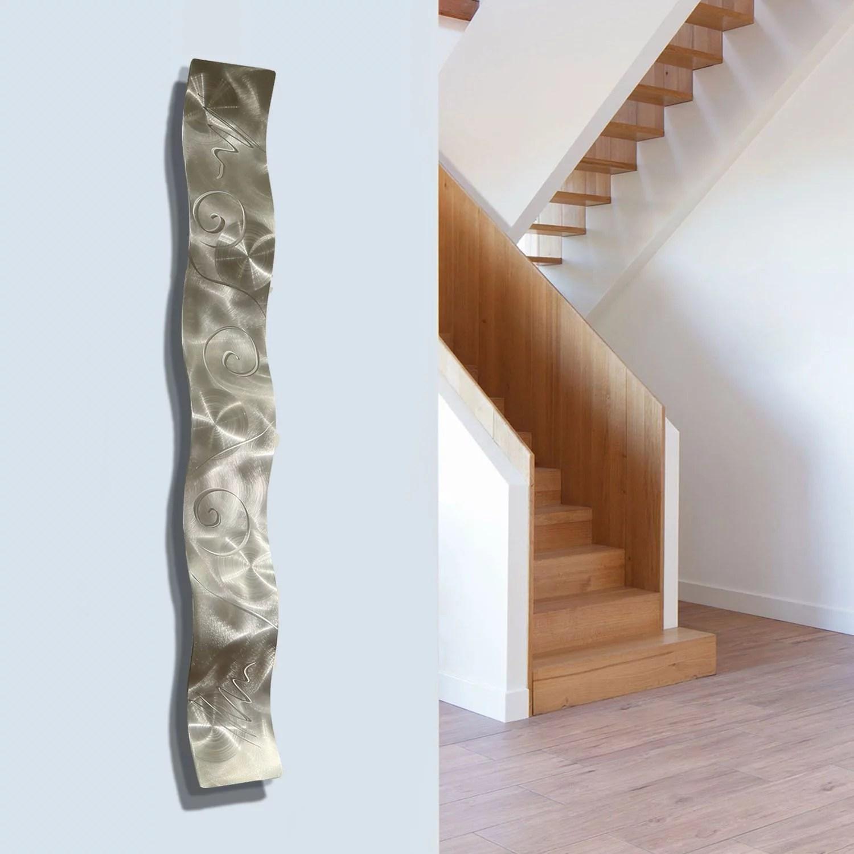 Statements2000 3d Metal Wall Art Sculpture Accent Modern